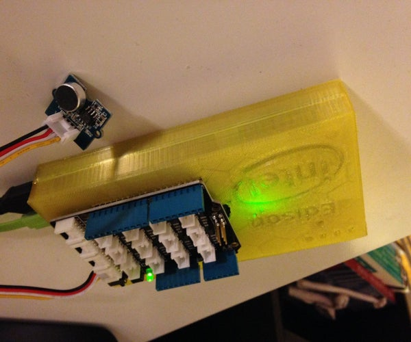 Push to Data.sparkfun.com From an Intel Edison With Node.js