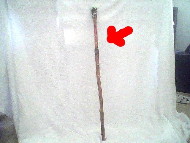 cool pimp homemade cane