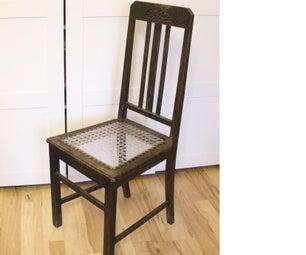 椅子用塑料瓶