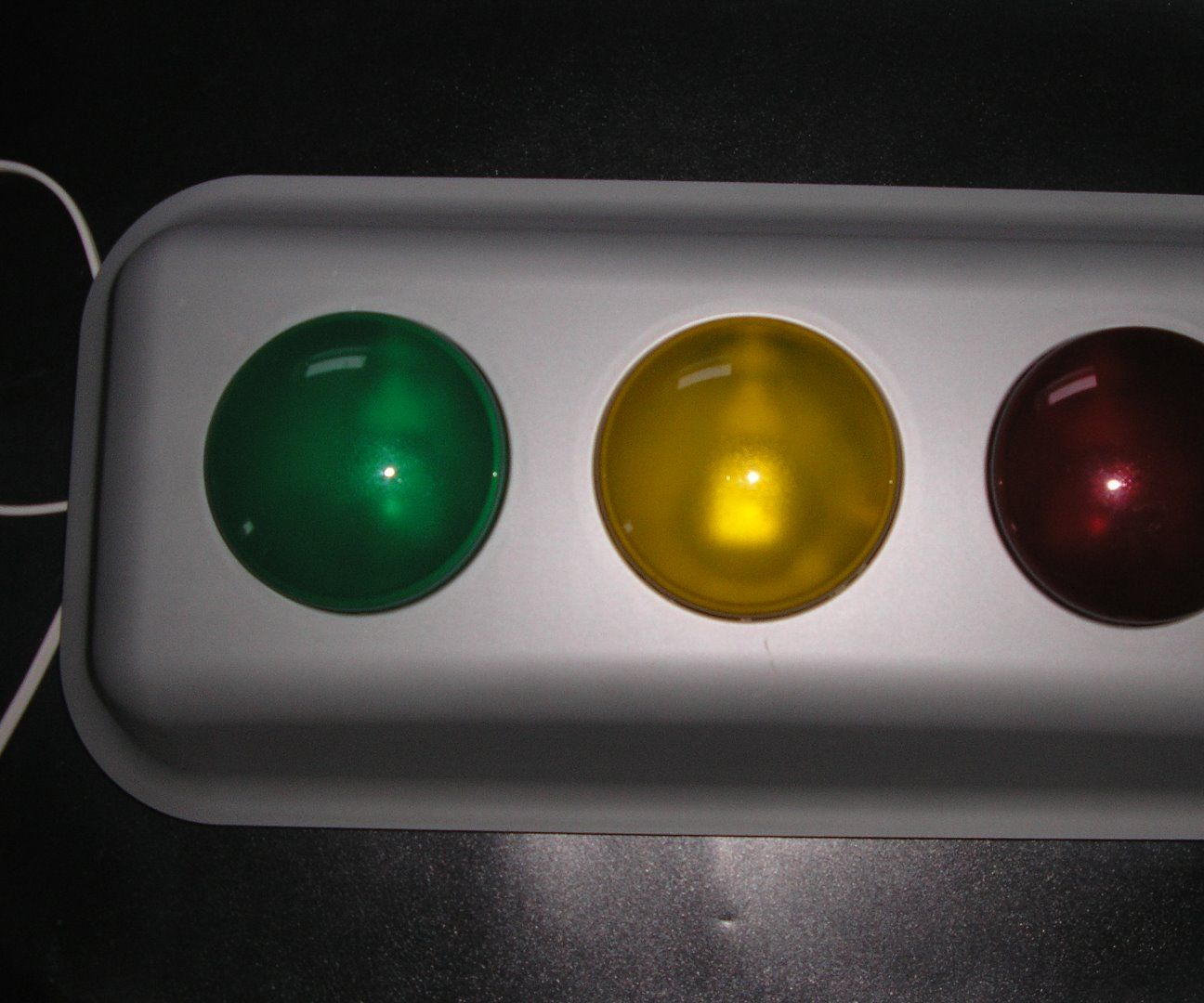 Computer Controlled Traffic Light