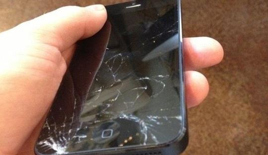How to replace iphone 5 screen
