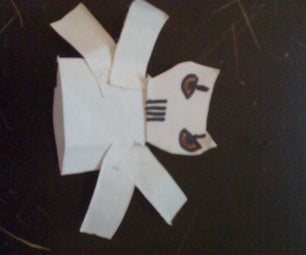 Origami General Grievous Puppet