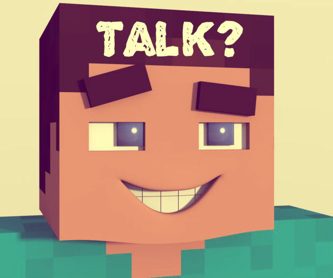 How to Chat with Steve on Minecraft