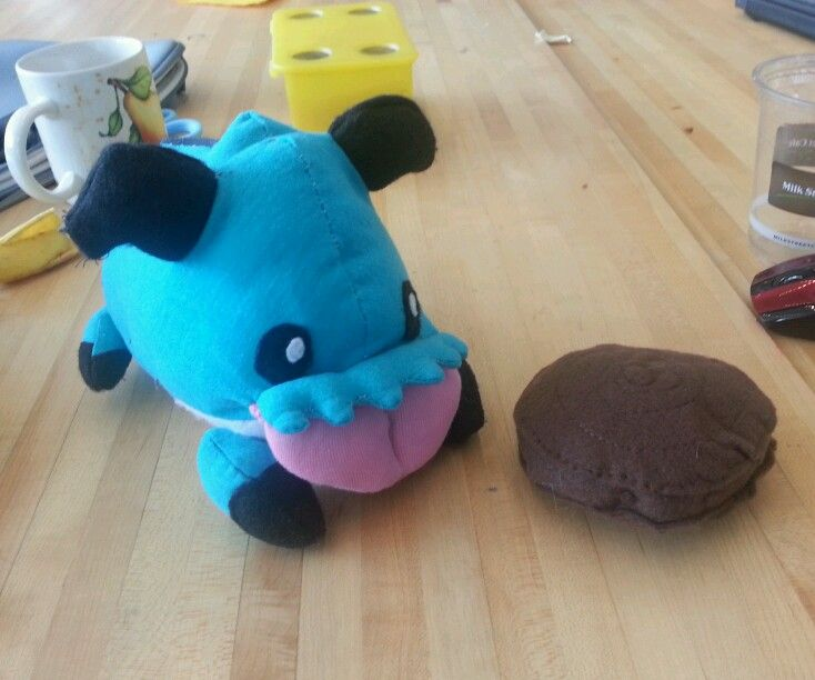 Vibrating Poro from League of Legends