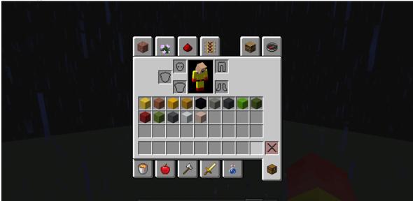 Meliodas Pixelart Minecraft