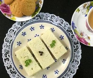 """Royal"" Tea Sandwiches"