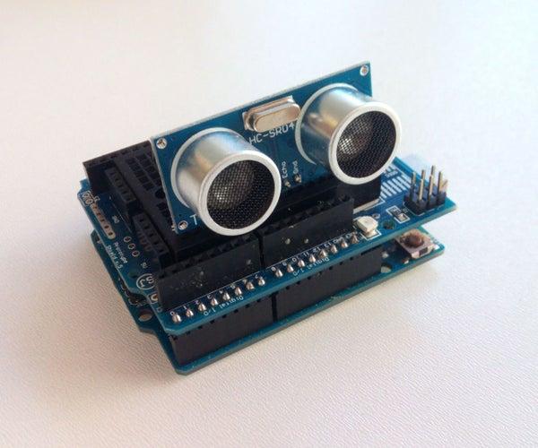 How to Use the HC-SR04 Ultrasonic Sensor - Arduino Tutorial