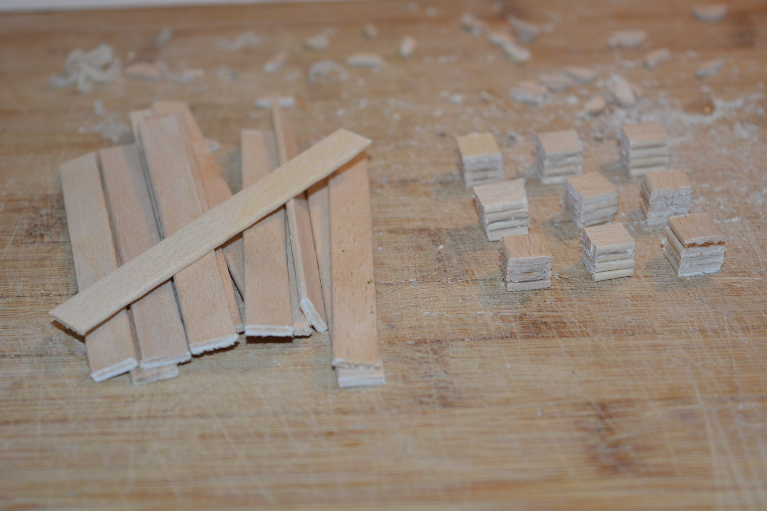Cutting Rounded Edges