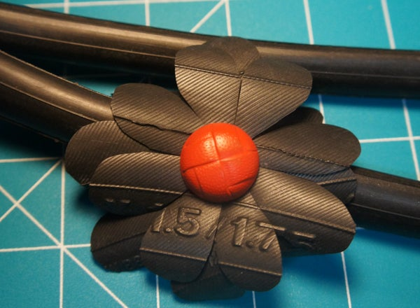 Upcycled Rubber Headband (that Stays Put!)