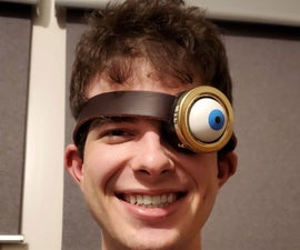 "Alastor ""Mad-Eye"" Moody Moving Eyeball"
