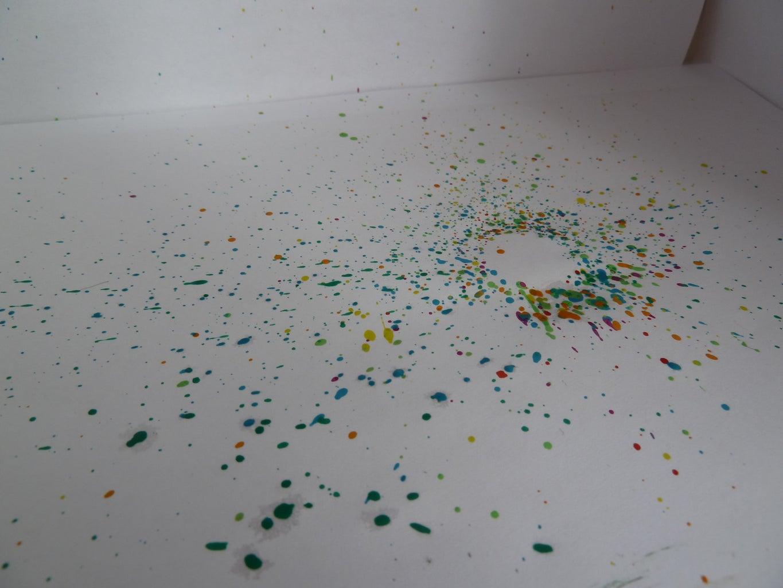After the Splattering