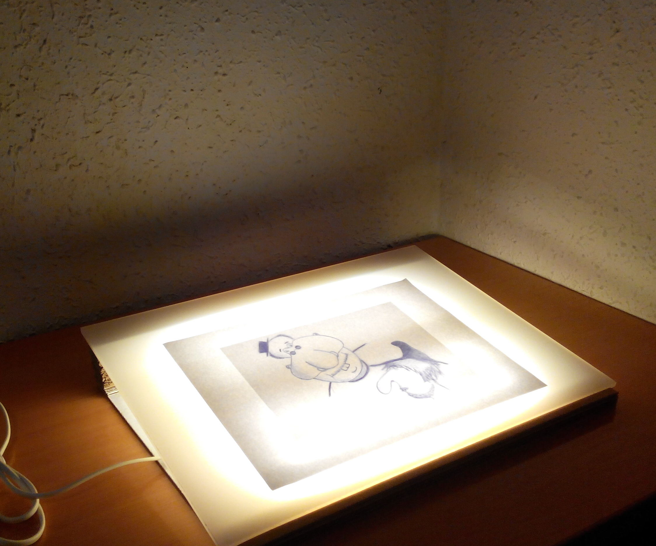 LED Tracing Light Box (simple and awesome)