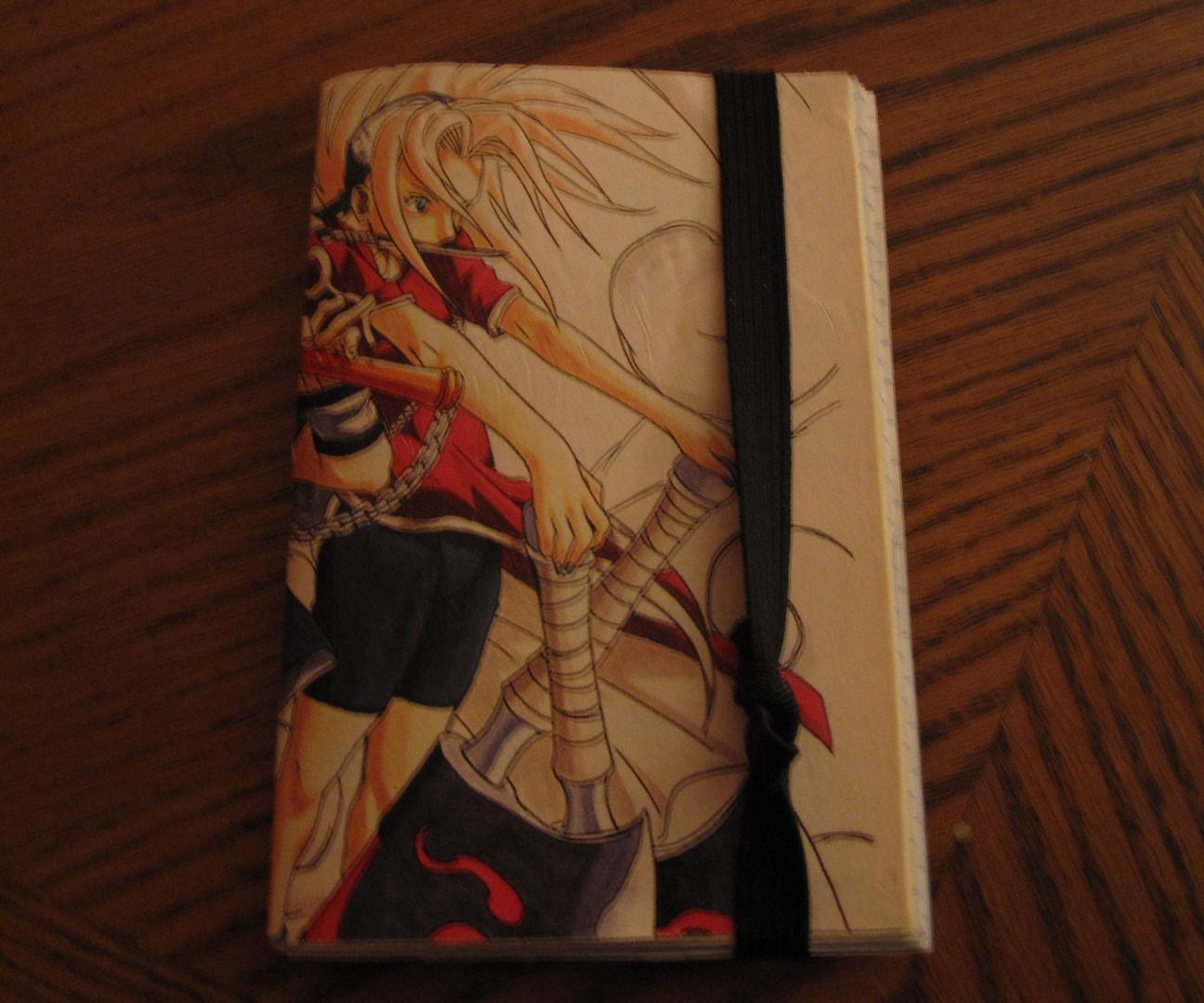 Handmade Project Notebook