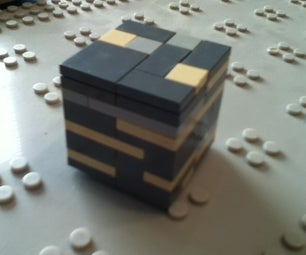 How to Build a Lego Minecraft Block