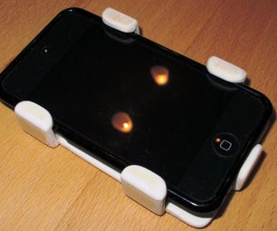 Cheap and Easy IPod (or Gadget) Car Mount