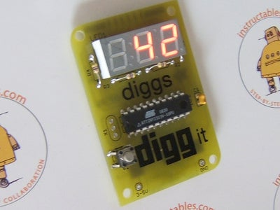 Digg Button Kit V1.0