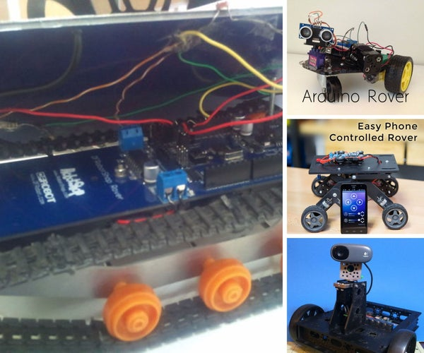 DIY Rovers