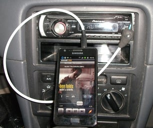 Inline Media Controls for Mobile to Car Audio