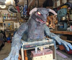 Zuul (Ghostbusters Terror Dog)