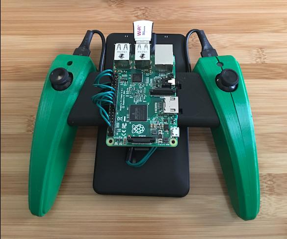 PmodJSTK 2 controller LabVIEW code