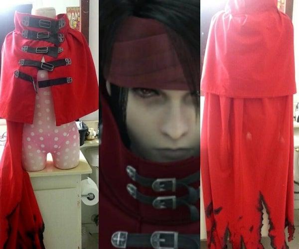 Vincent Valentine Cloak