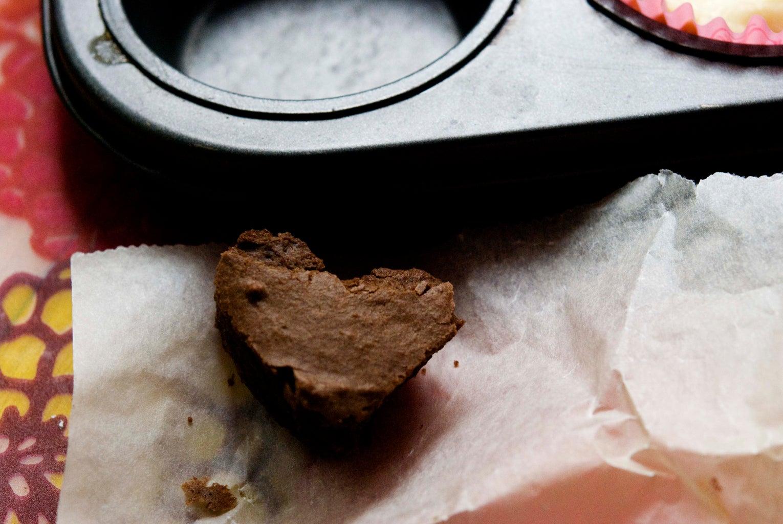 Step 2: Bake the Hearts