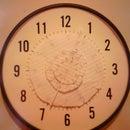 Handless Wall Clock