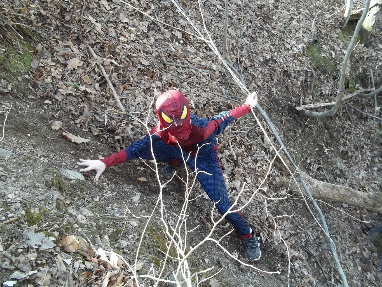 Move Like Spider Man
