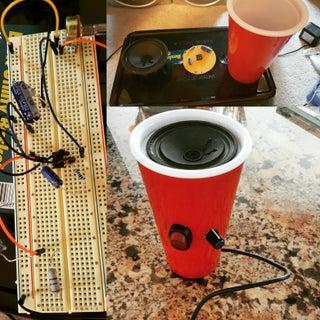 LM386 Audio Amplifier
