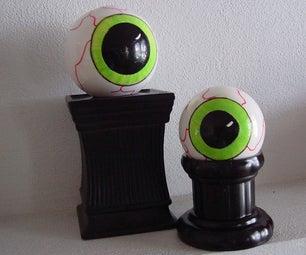 CREEPY Halloween Eyes  EEK