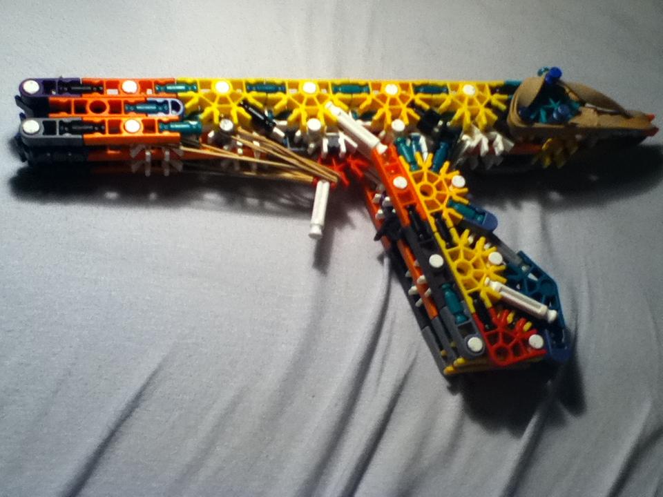 knex pistol