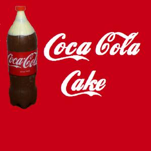 Coca Cola Chocolate Bottle Cake