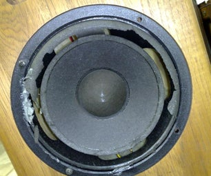 How to Refoam Your Woofer