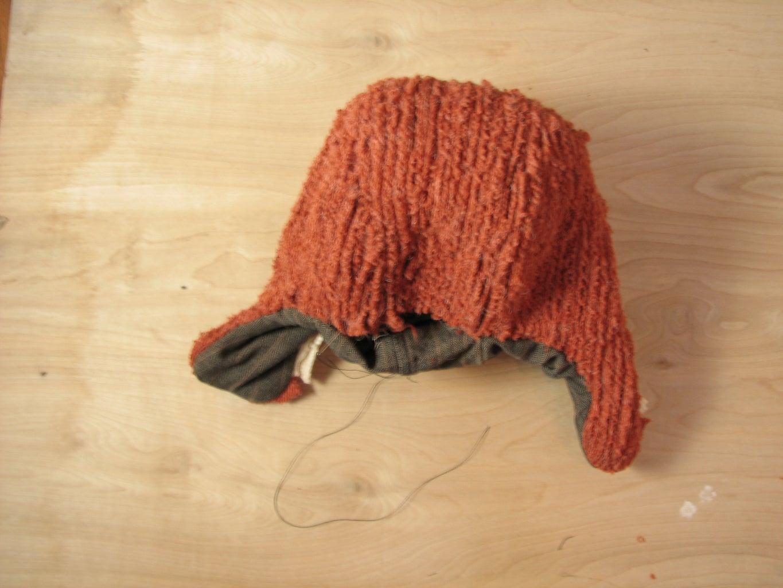 Sew in Lining & Invert