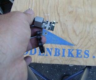 Using a Bike Chain Tool