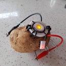 GLaDOS Potato Replica (with lights)