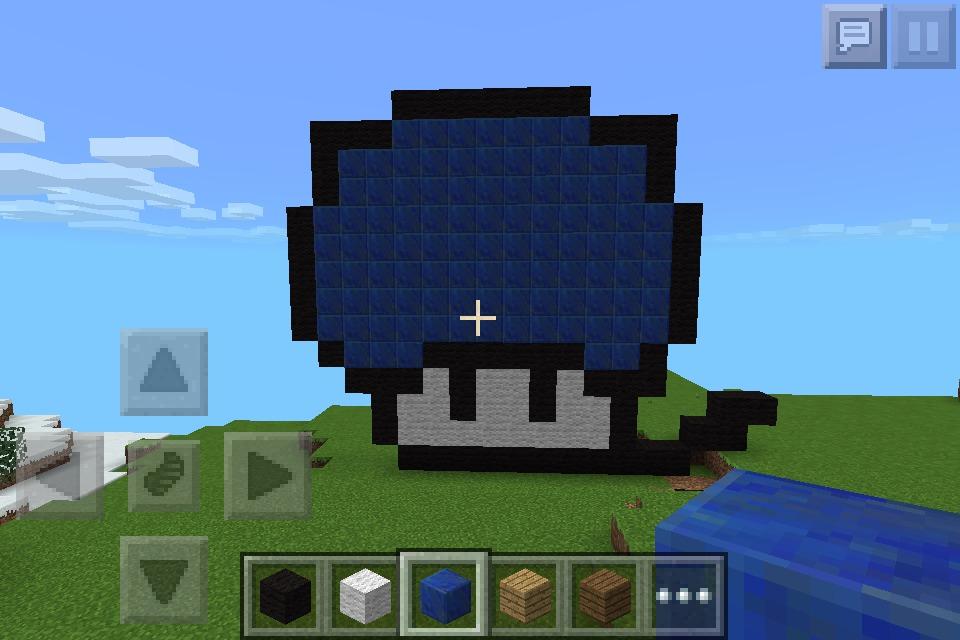 How To Make A Minecraft Mario Mushroom Puppyx Style