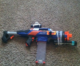 My Nerf Primary Weapon