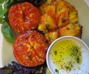How to Grill Heirloom Tomatoes to Absolute Perfection