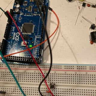 Controlling LED by Button With Arduino Uno R3