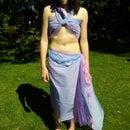 sea fairy dress
