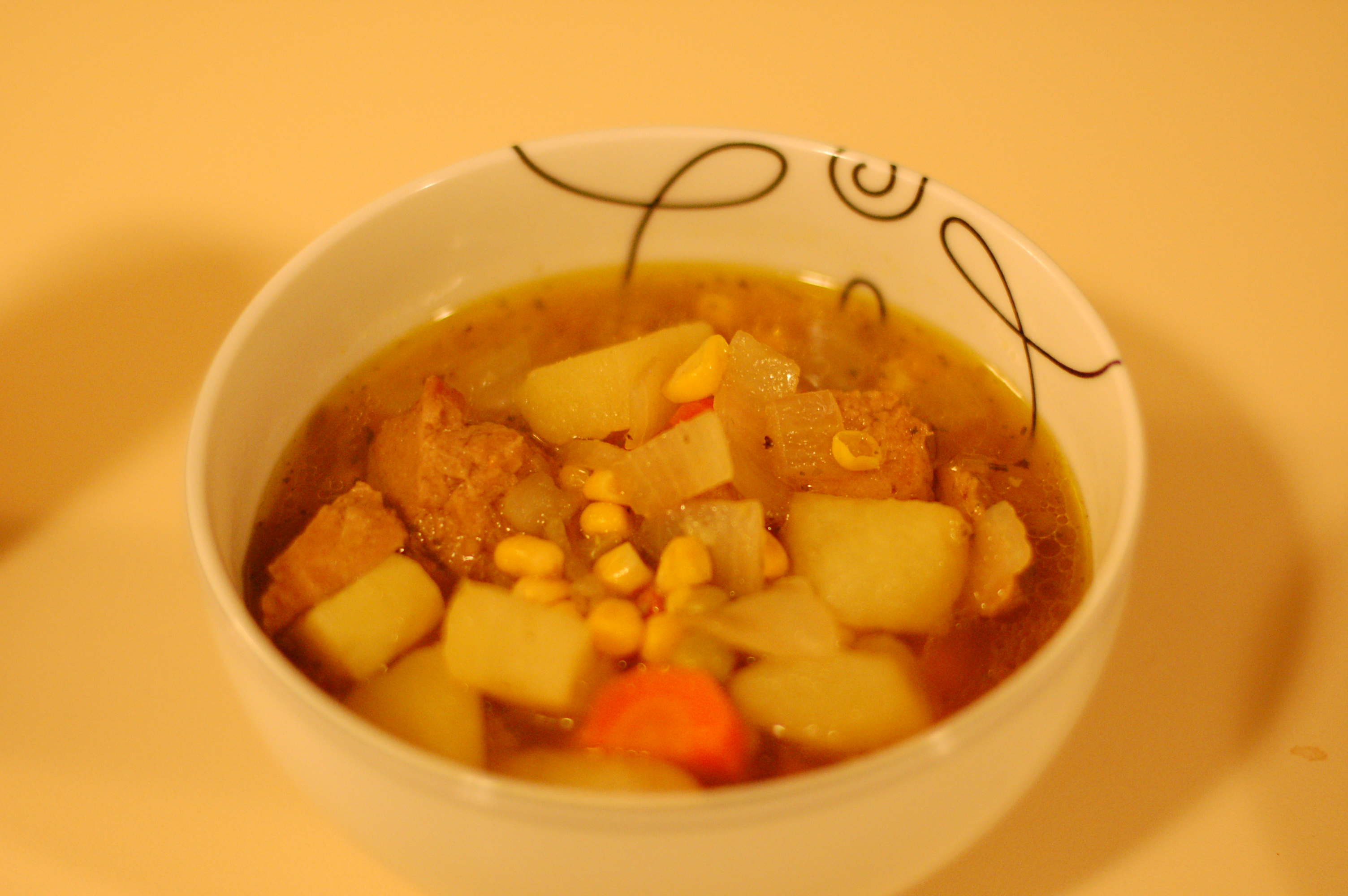 "Vegan ""Beef"" Stew"