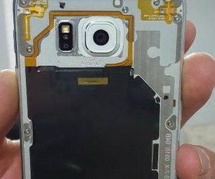 Samsung Galaxy S6 Clear Back