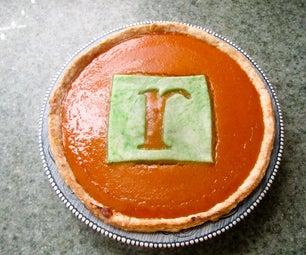 Pi - Pumpkin Pie