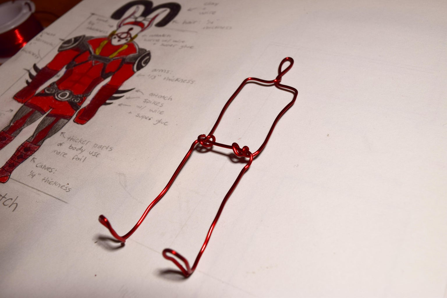 Creating the Armature