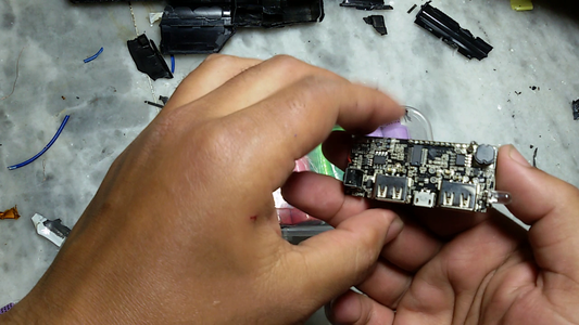 Buy Dual USB Power Bank Circuit