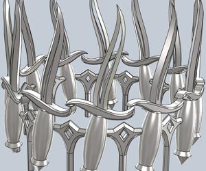 Design Dramatic Props Using Autodesk 123D Design