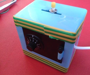 Simple Morse Code Toy (works With Rj11 Phone Cables)