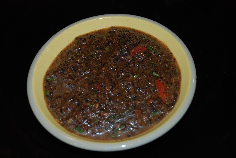 Salsa Negra (Salsa Baja)