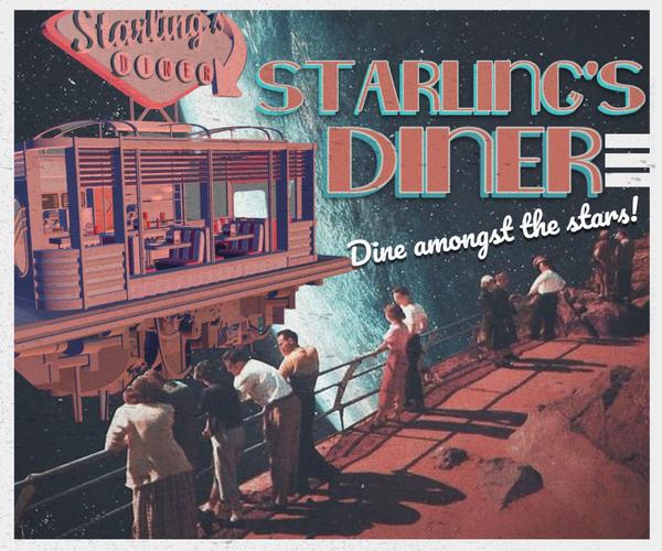 Starling's Diner (Mashup/Scene)